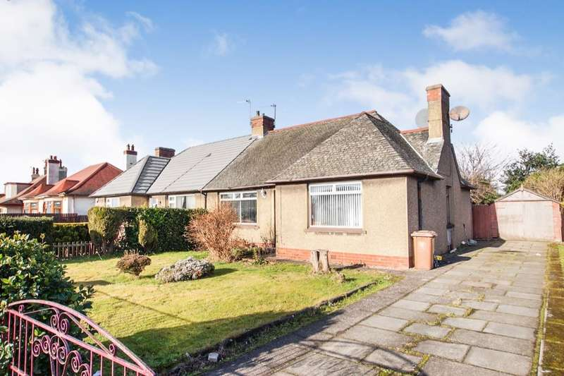 3 Bedrooms Semi Detached Bungalow for sale in Methilhaven Road, Methil, Leven, KY8