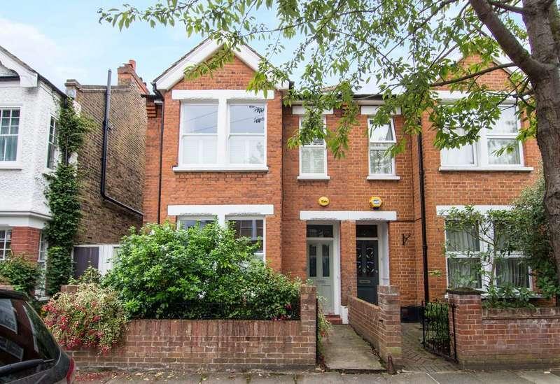 4 Bedrooms Semi Detached House for sale in Atbara Road, Teddington