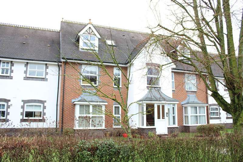 2 Bedrooms Ground Flat for sale in Foundry House, Kennet Way, Hungerford RG17