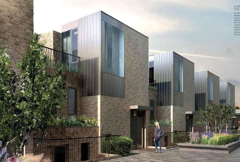 3 Bedrooms House for sale in Grays Inn Road, London, WC1X