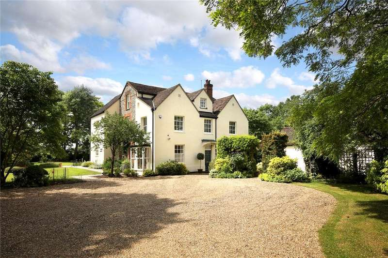 6 Bedrooms Detached House for sale in Risborough Road, Little Kimble, Aylesbury, Buckinghamshire, HP17