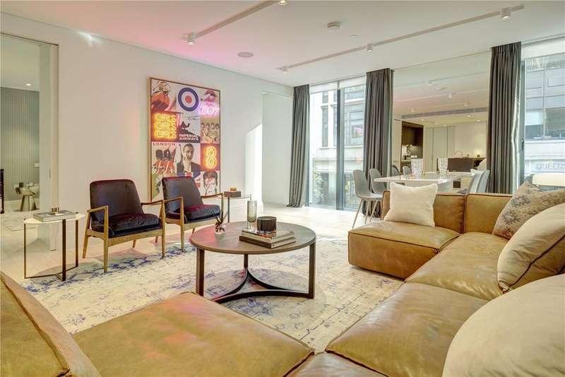 2 Bedrooms Flat for sale in Cork Street, Mayfair, London, W1S