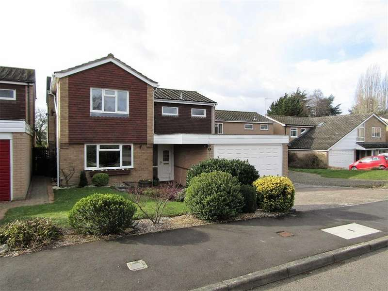 5 Bedrooms Detached House for sale in Chaomans, Letchworth Garden City, SG6