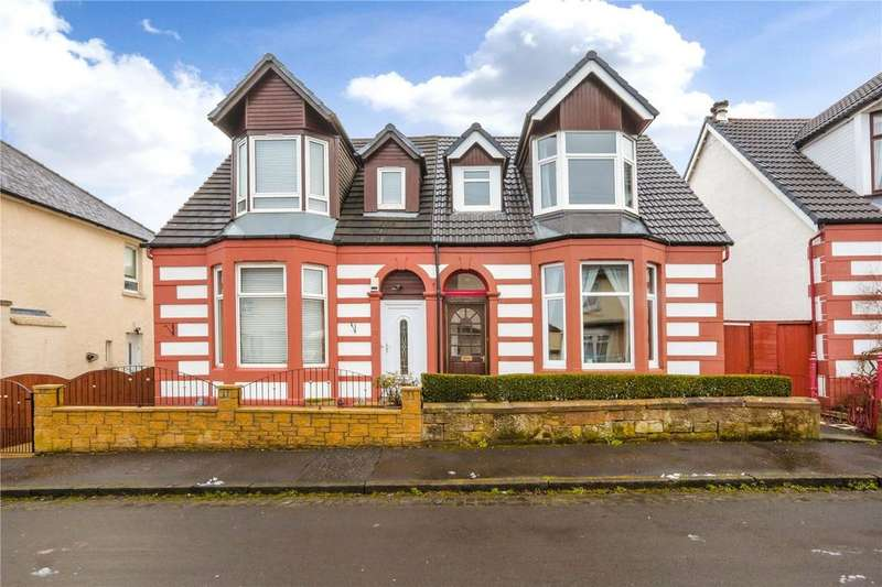 4 Bedrooms Semi Detached House for sale in 36 Maryland Drive, Glasgow, Lanarkshire, G52