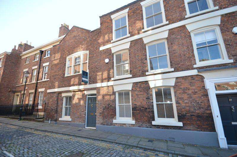 5 Bedrooms Terraced House for sale in White Friars, Chester