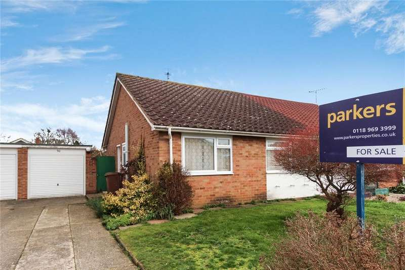 2 Bedrooms Bungalow for sale in Telford Crescent, Woodley, Reading, Berkshire, RG5