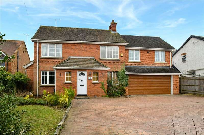 5 Bedrooms Detached House for sale in Hyde End Road, Spencers Wood, Reading, Berkshire, RG7