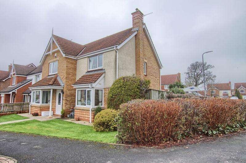 4 Bedrooms Detached House for sale in Hawkridge Close, Ingleby Barwick