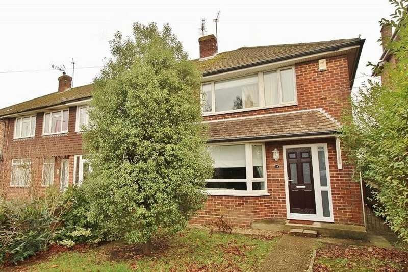3 Bedrooms End Of Terrace House for sale in Middle Park Way, Leigh Park