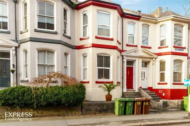 4 Bedrooms Terraced House for sale in Russell Place, Plymouth, Devon