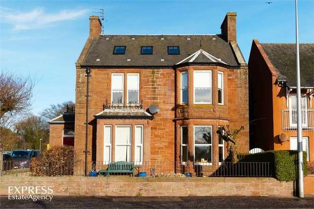 5 Bedrooms Detached House for sale in Keptie Road, Arbroath, Angus