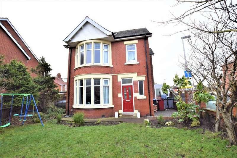 5 Bedrooms Detached House for sale in Hawes Side Lane, Blackpool, Lancashire, FY4 5AH