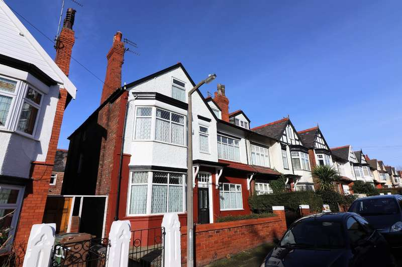 6 Bedrooms Semi Detached House for sale in Dovedale Road, CH45 0LP