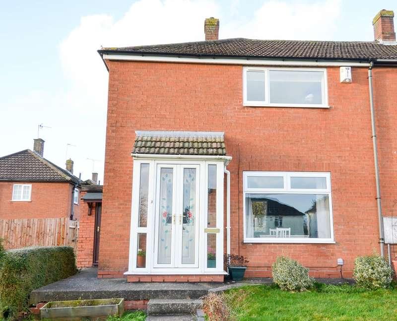 2 Bedrooms End Of Terrace House for sale in South Walk, Northfield, Birmingham, B31
