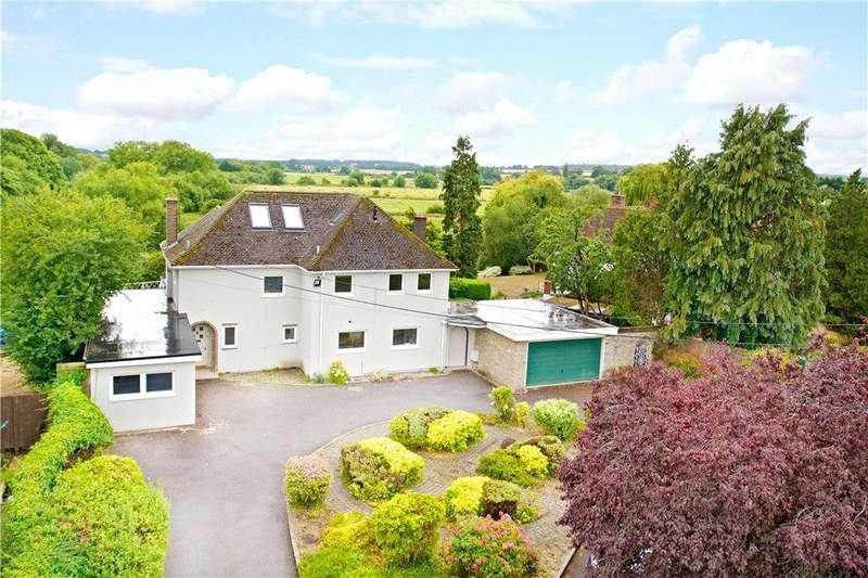 4 Bedrooms Detached House for sale in School Lane, Harrold, Bedfordshire