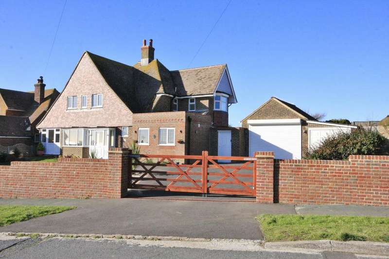 5 Bedrooms Detached House for sale in Highview Road, Newhaven, East Sussex, BN10