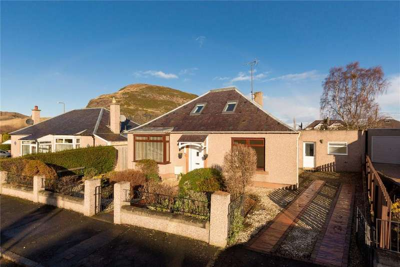 5 Bedrooms Detached Bungalow for sale in 22 Kirkhill Gardens, Prestonfield, Edinburgh, EH16