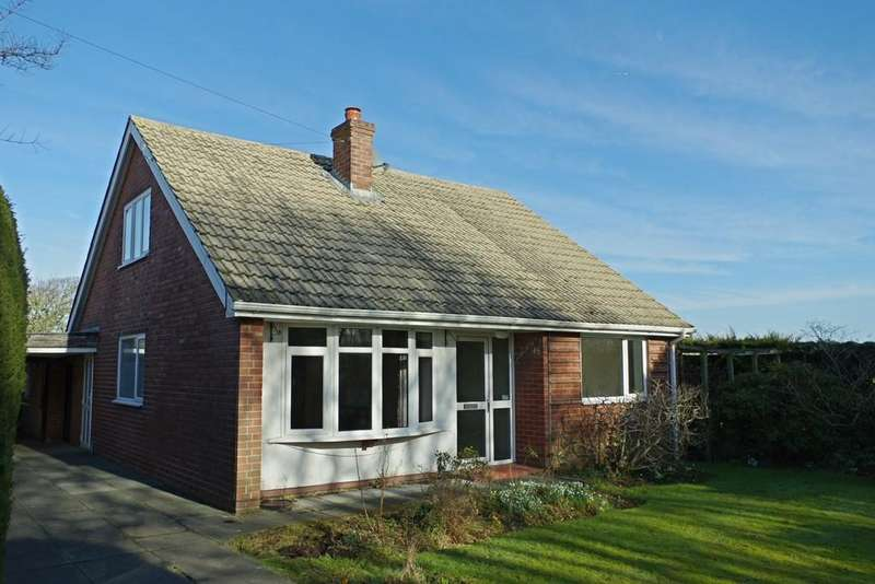 2 Bedrooms Detached Bungalow for sale in Harker Park , Carlisle