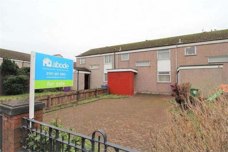 3 Bedrooms Town House for sale in Garden Lodge Grove, LIVERPOOL, Merseyside