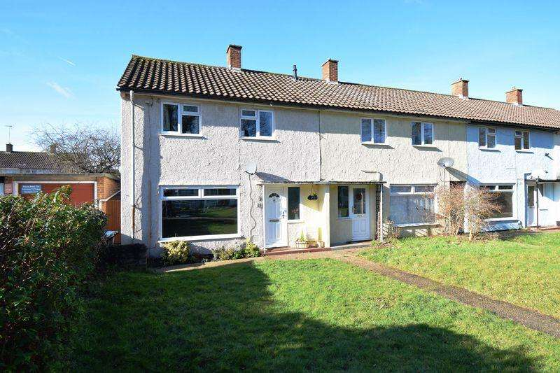 2 Bedrooms End Of Terrace House for sale in Blackbush Spring, Harlow, Essex