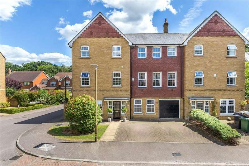 6 Bedrooms Semi Detached House for sale in Ellis Fields, St. Albans, Hertfordshire