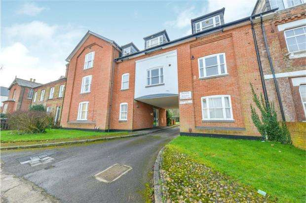 2 Bedrooms Apartment Flat for sale in Ramryge Court, Prospect Road, St. Albans