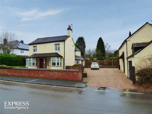4 Bedrooms Cottage House for sale in Linthurst Newtown, Blackwell, Bromsgrove, Worcestershire