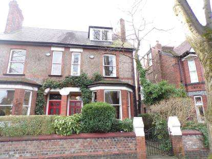 5 Bedrooms Semi Detached House for sale in Princes Avenue, Didsbury, Manchester, Gtr Manchester