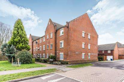 2 Bedrooms Flat for sale in North Baddesley, Southampton, Hampshire
