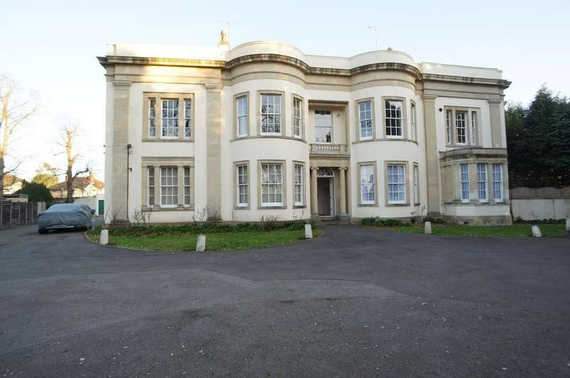 2 Bedrooms Apartment Flat for sale in Cleevewood House, Cleevewood Road, Downend, BS16 2ST
