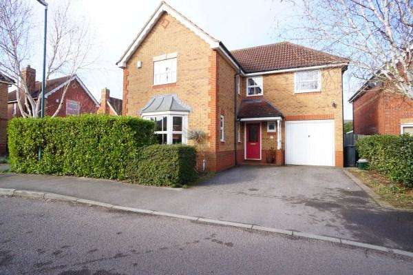4 Bedrooms House for sale in Bissex Mead, Emersons Green, Bristol, BS16 7DY