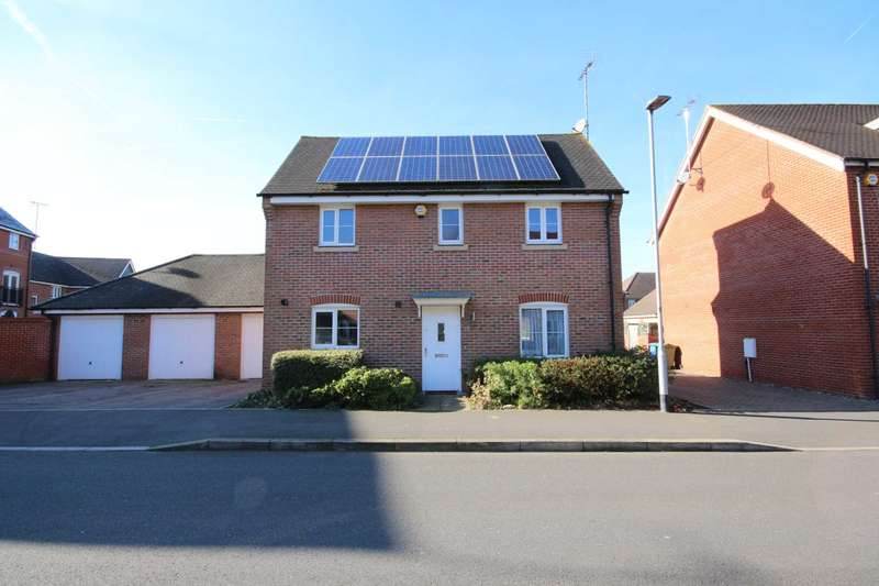 4 Bedrooms Detached House for sale in Butler Drive, Jennett`s Park