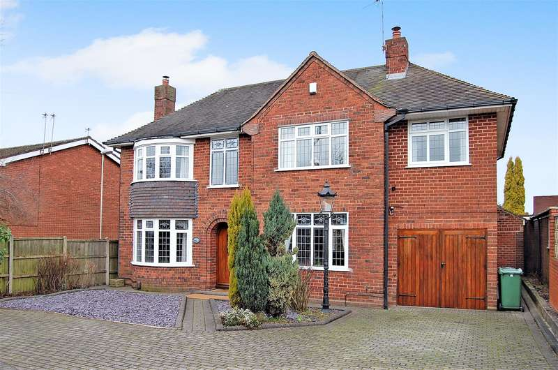 4 Bedrooms Detached House for sale in Sandyfields Road, Sedgley, DY3 3LB