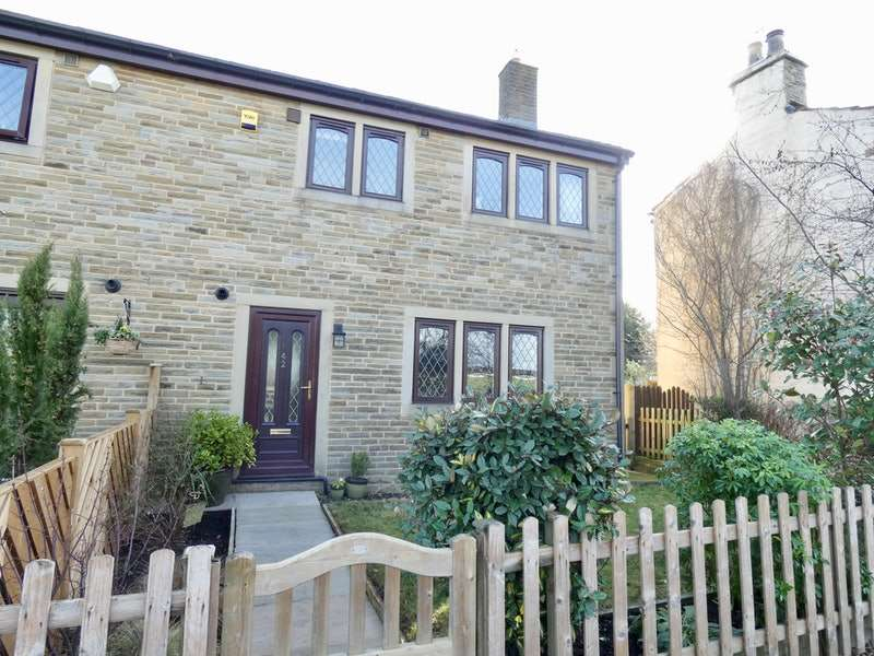 3 Bedrooms End Of Terrace House for sale in Tong Lane, Bradford, West Yorkshire, BD4