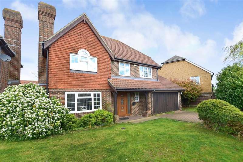 4 Bedrooms Detached House for sale in Landale Gardens, , Dartford, Kent