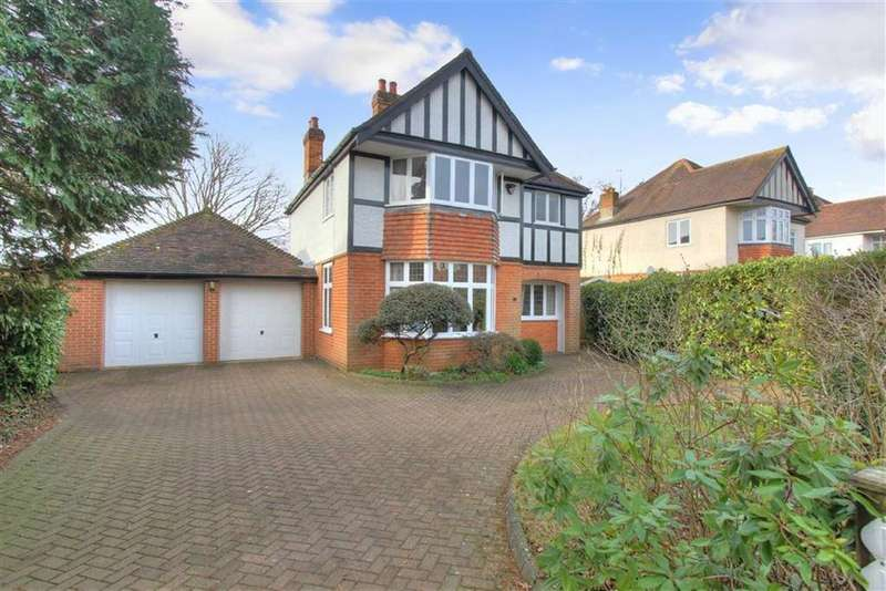 3 Bedrooms Detached House for sale in Hiltingbury Road, Hiltingbury, Chandlers Ford, Hampshire