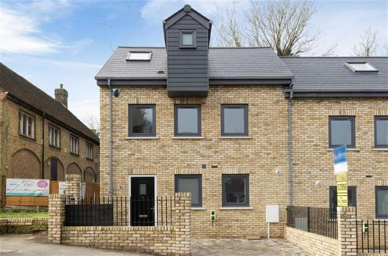 3 Bedrooms Semi Detached House for sale in Mowbray Road, New Barnet, Hertfordshire