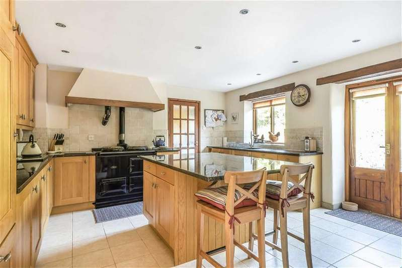 4 Bedrooms Detached House for sale in Muxbeare Lane, Willand, Cullompton, Devon, EX15