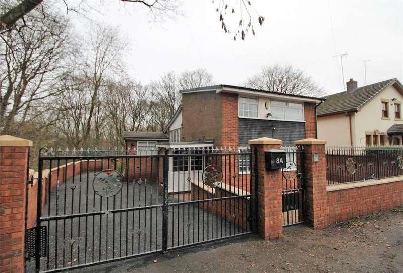 3 Bedrooms Detached House for sale in Alkrington Hall Road North, Middleton, Manchester