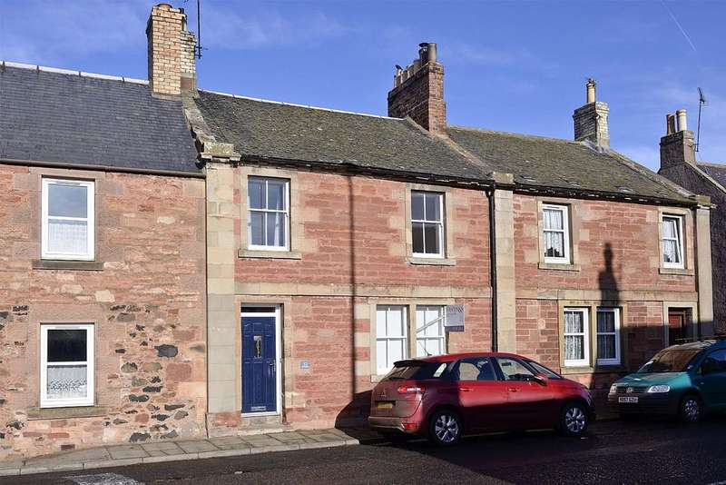 2 Bedrooms Terraced House for sale in Dirrington, 32 West High Street, Greenlaw TD10 6XA