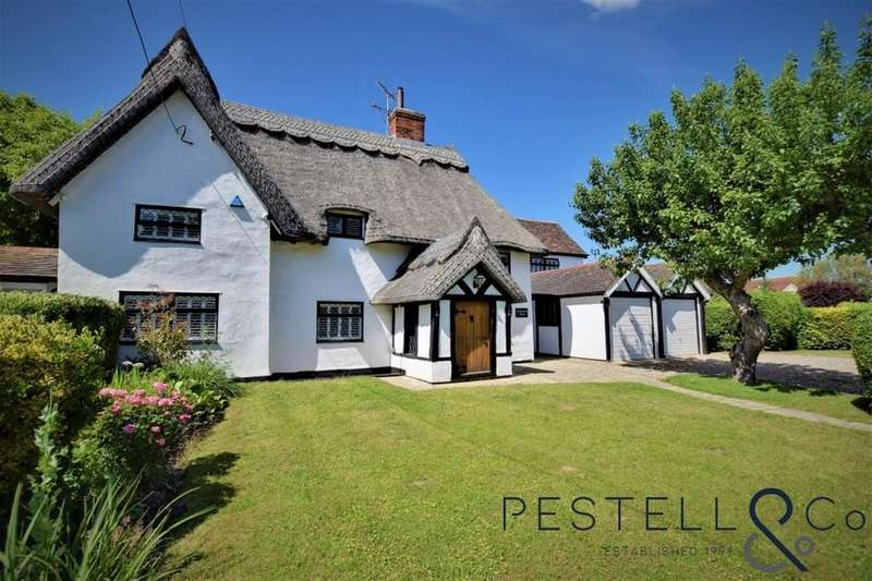 5 Bedrooms Farm House Character Property for sale in The Street, Little Dunmow