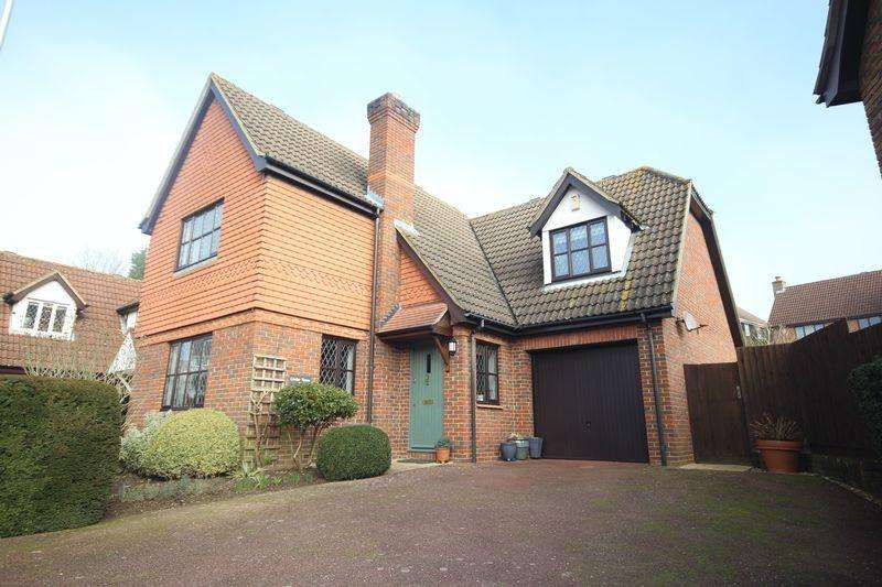 4 Bedrooms Detached House for sale in Bickmore Way, Tonbridge