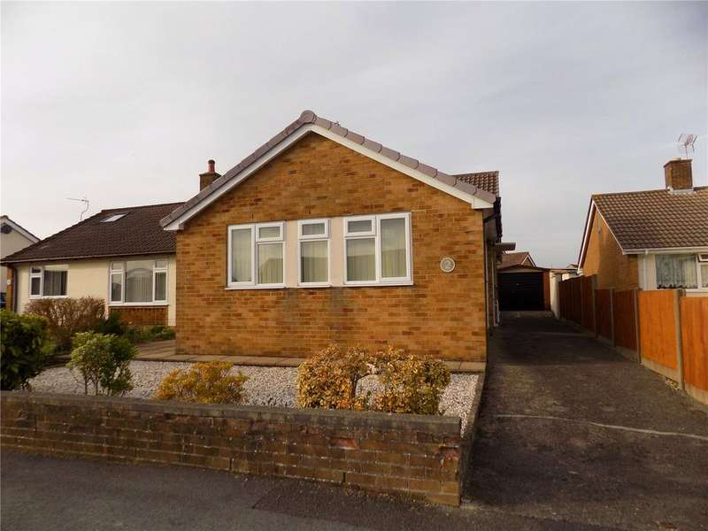 3 Bedrooms Semi Detached Bungalow for sale in Highnam Close, Stoke Lodge, Bristol, BS34