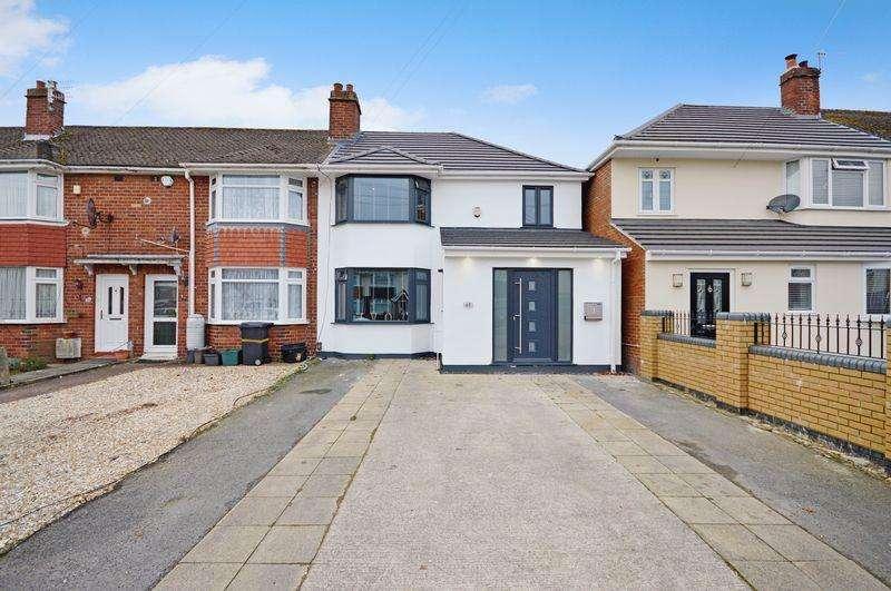 5 Bedrooms Semi Detached House for sale in Headley Park Avenue, Bristol