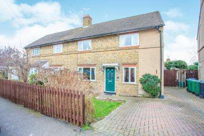 3 Bedrooms Semi Detached House for sale in Elm Grove, Watford, Hertfordshire