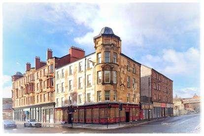 2 Bedrooms Flat for sale in Bridgegate, Saltmarket, Glasgow