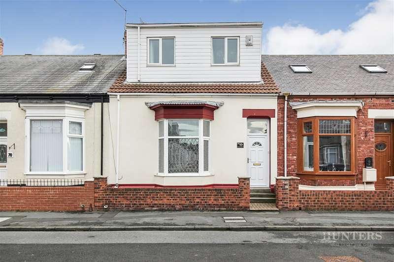 4 Bedrooms Terraced House for sale in Ripon Street, Roker, Sunderland, SR6 0JZ