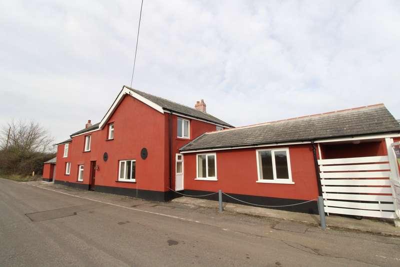 5 Bedrooms Detached House for sale in Bishton, NEWPORT, NP18