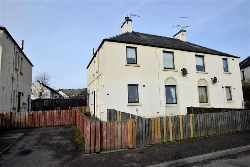 2 Bedrooms Flat for sale in Gladstone Avenue, Dingwall, Ross-shire