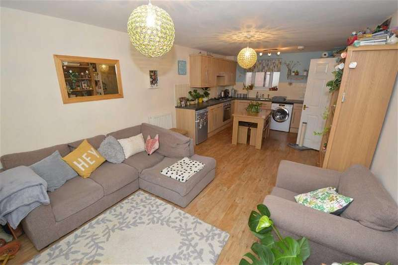 2 Bedrooms Apartment Flat for sale in Bull Head Street, Wigston